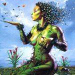 Mutter Erde - Gaia